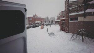 Kolimisteenus talvel