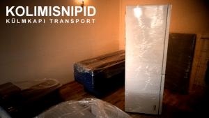 Külmkapi transport